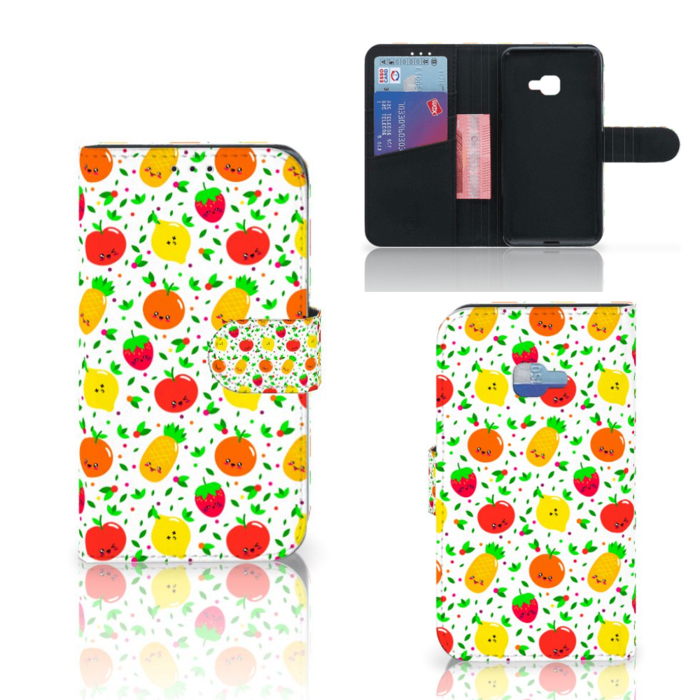 Samsung Galaxy Xcover 4 | Xcover 4s Book Cover Fruits