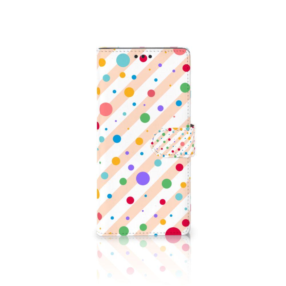 Sony Xperia XA Ultra Boekhoesje Design Dots