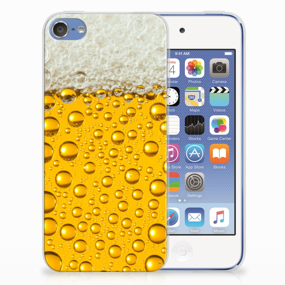 Apple iPod Touch 5 | 6 Siliconen Case Bier
