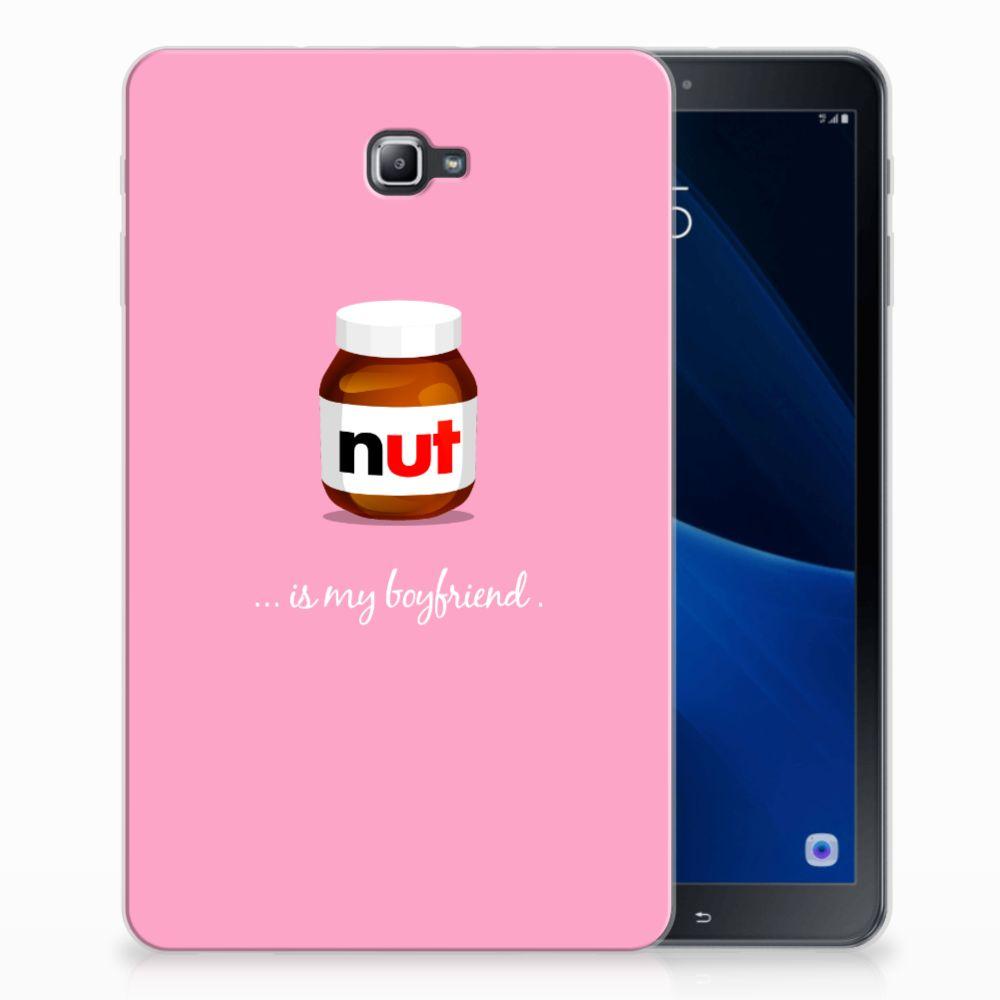 Samsung Galaxy Tab A 10.1 Tablet Cover Nut Boyfriend