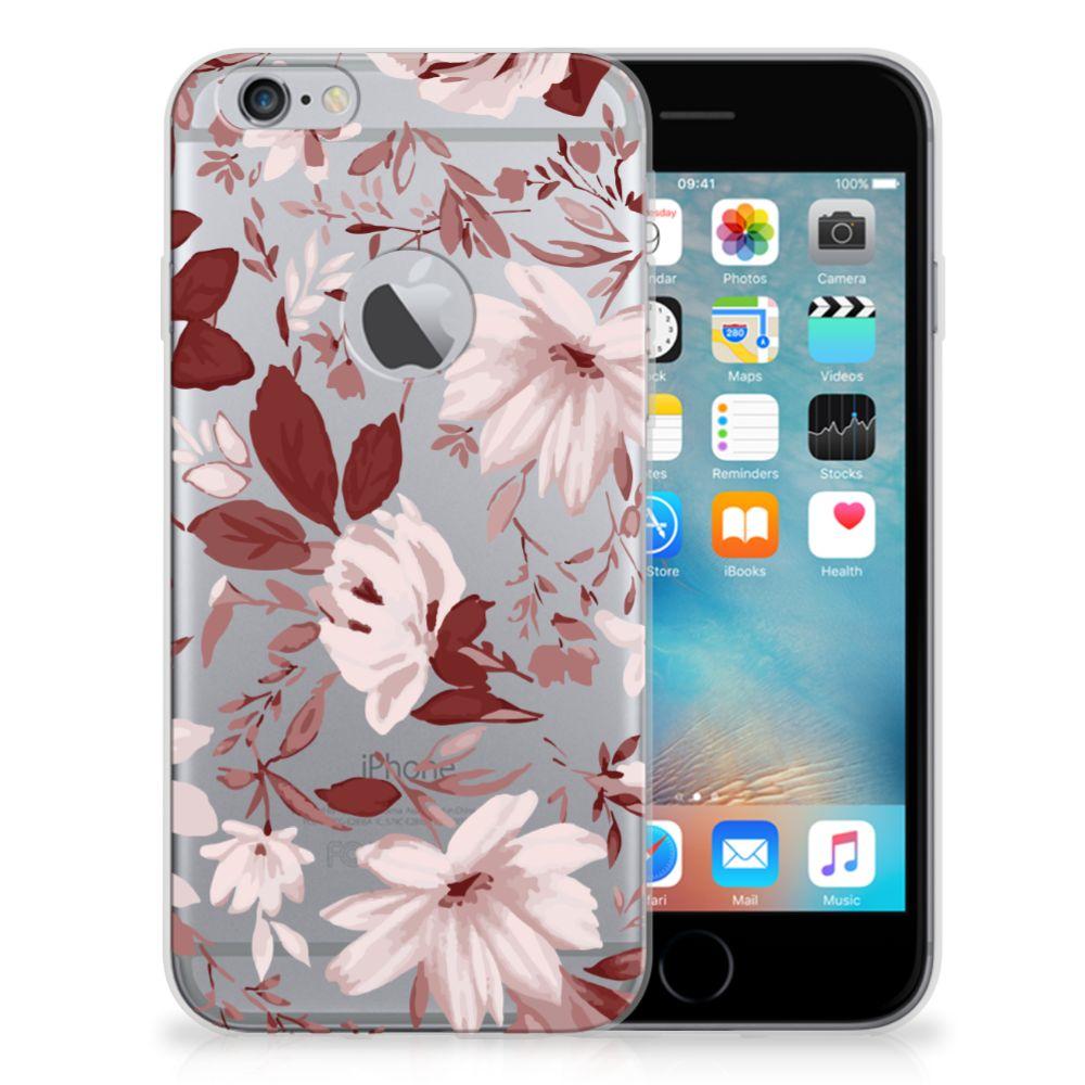 Hoesje maken Apple iPhone 6 Plus | 6s Plus Watercolor Flowers