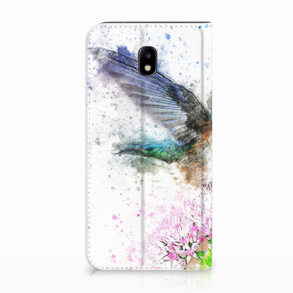 Samsung Galaxy J5 2017 Standcase Hoesje Design Vogel