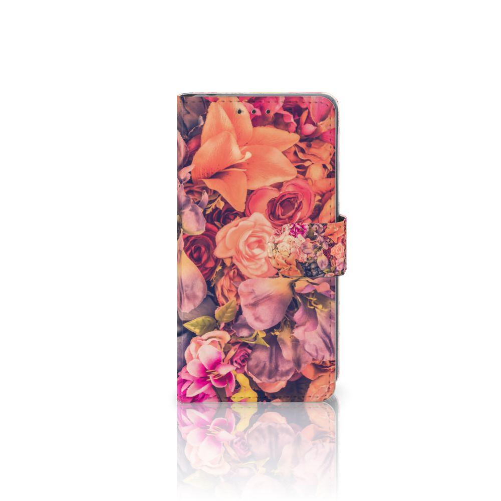 Sony Xperia Z2 Boekhoesje Design Bosje Bloemen