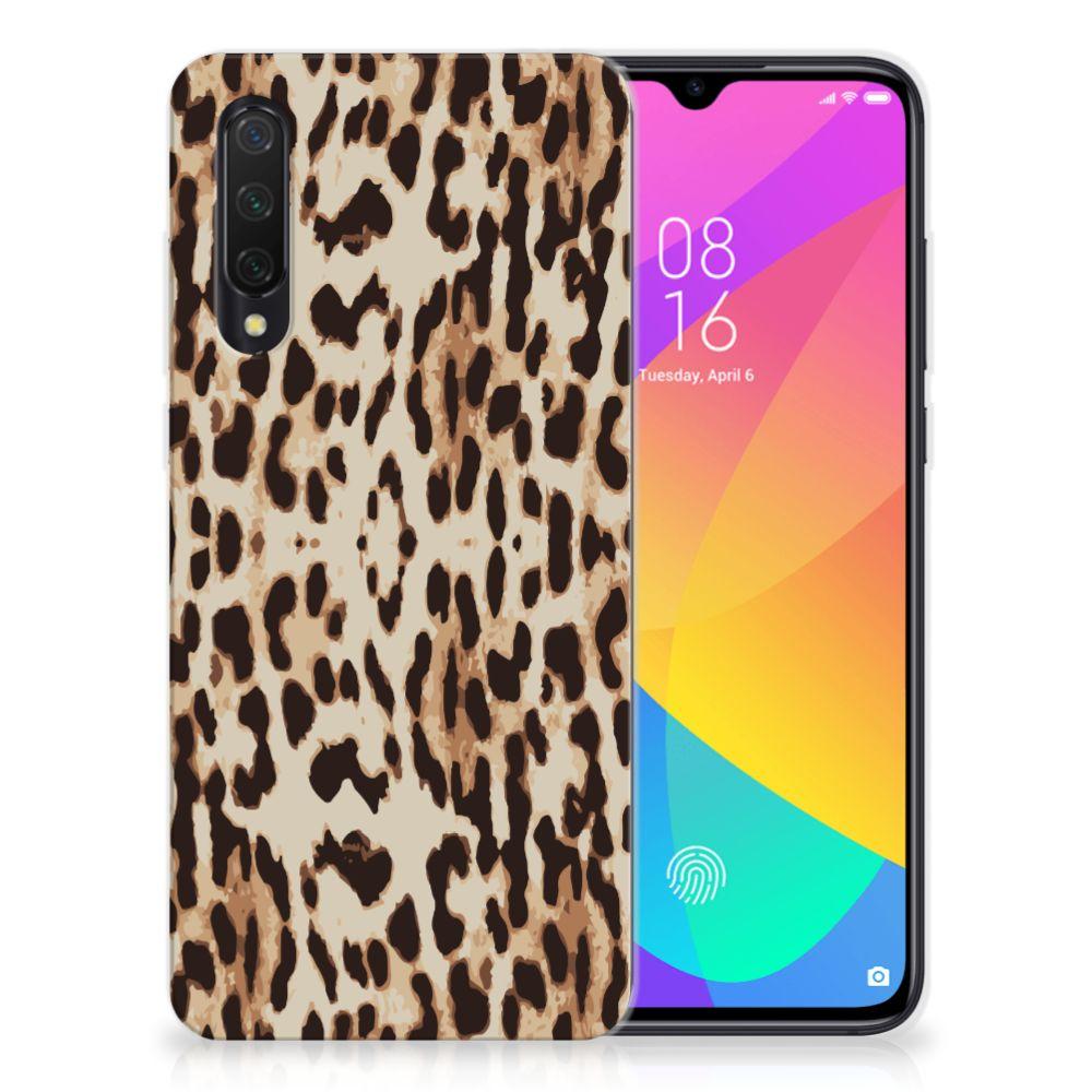 Xiaomi Mi 9 Lite TPU Hoesje Leopard