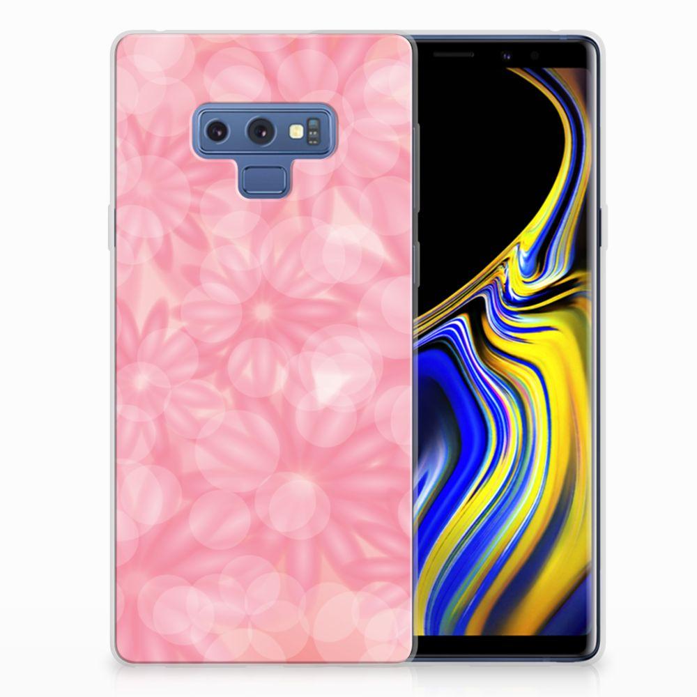 Samsung Galaxy Note 9 TPU Case Spring Flowers