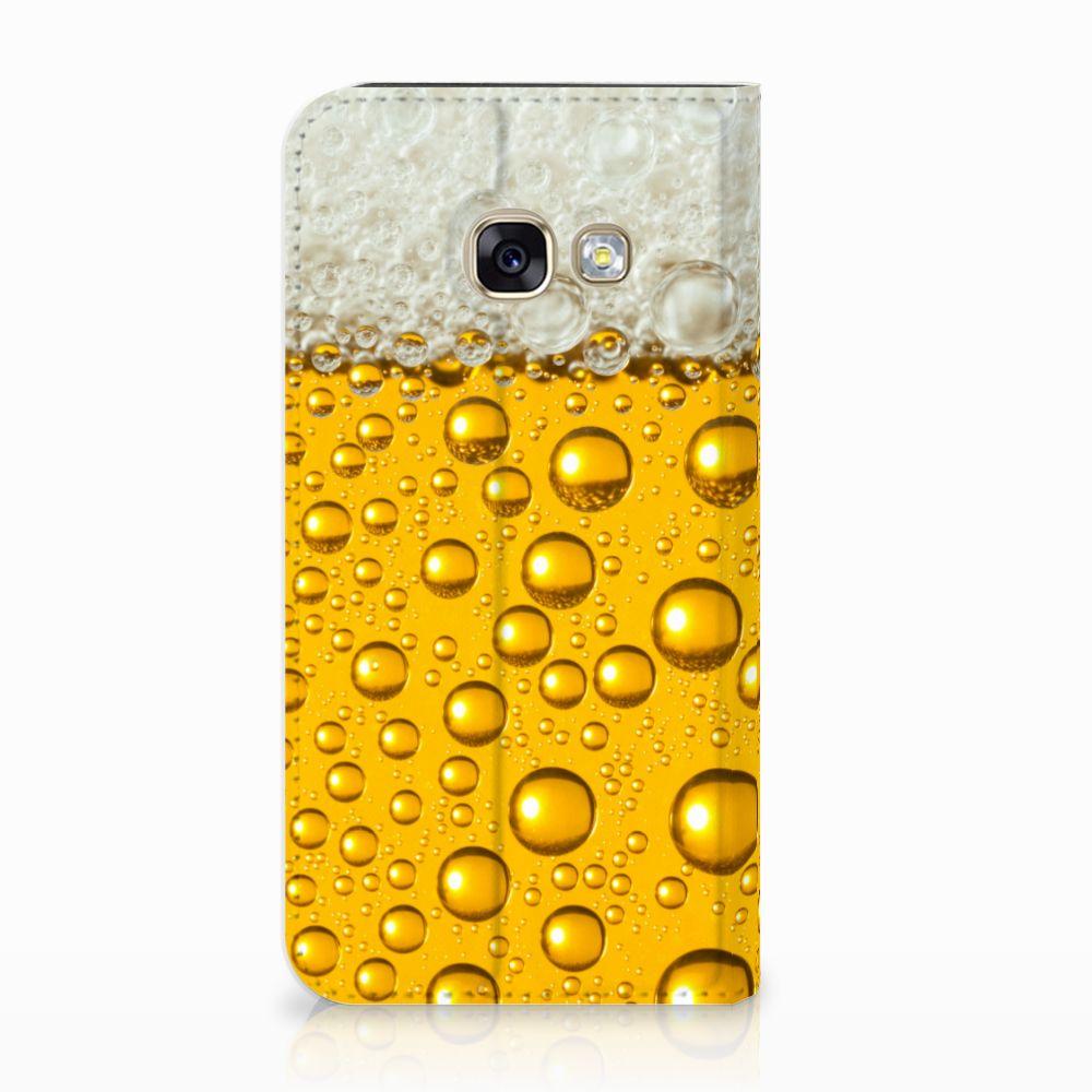 Samsung Galaxy A3 2017 Uniek Standcase Hoesje Bier