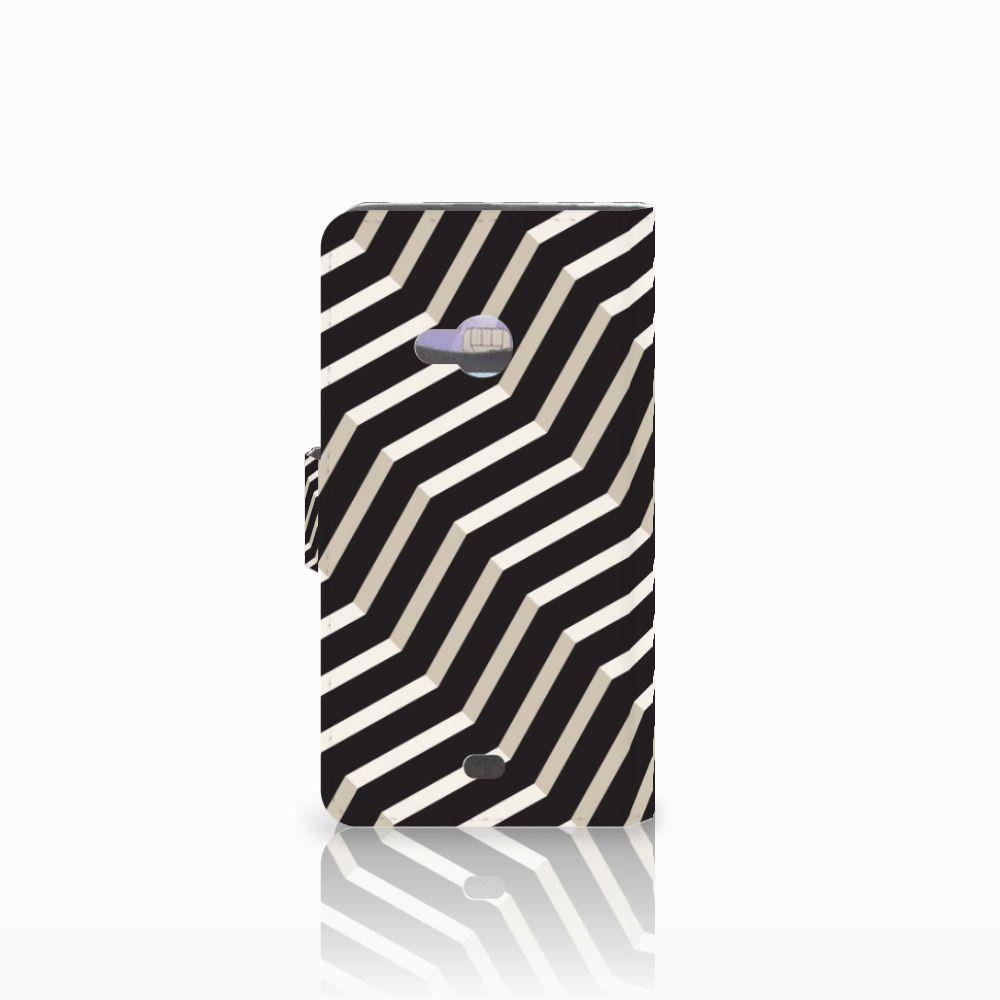 Microsoft Lumia 535 Bookcase Illusion