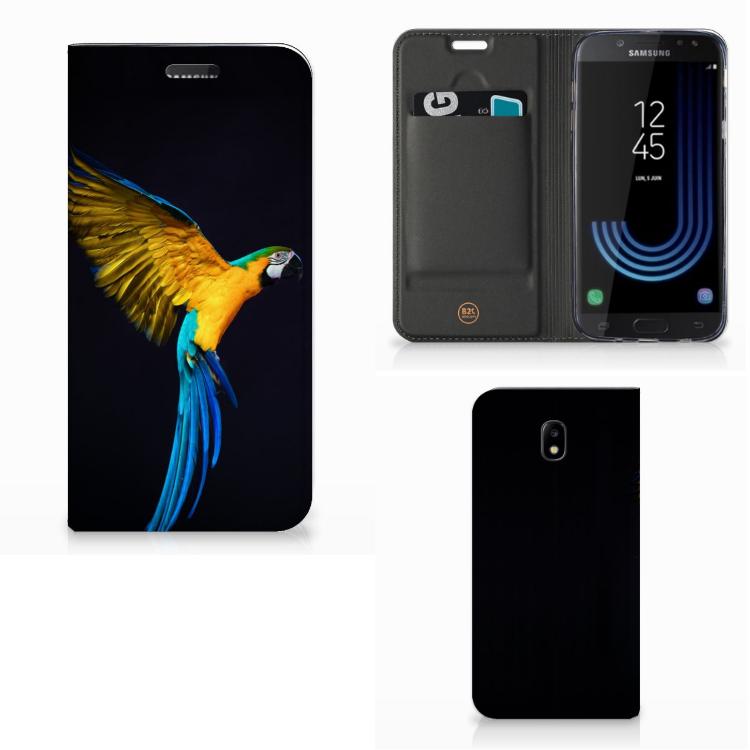 Samsung Galaxy J5 2017 Hoesje maken Papegaai