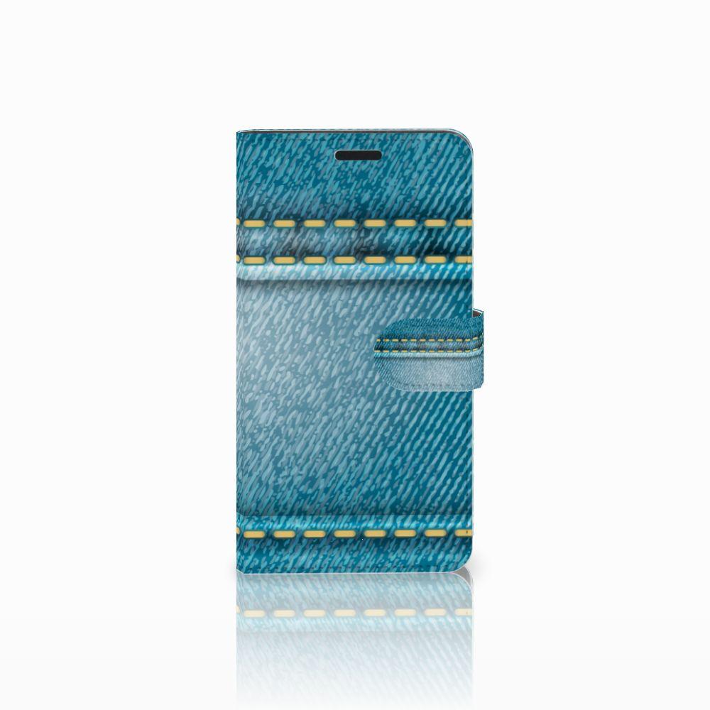Sony Xperia T3 Boekhoesje Design Jeans