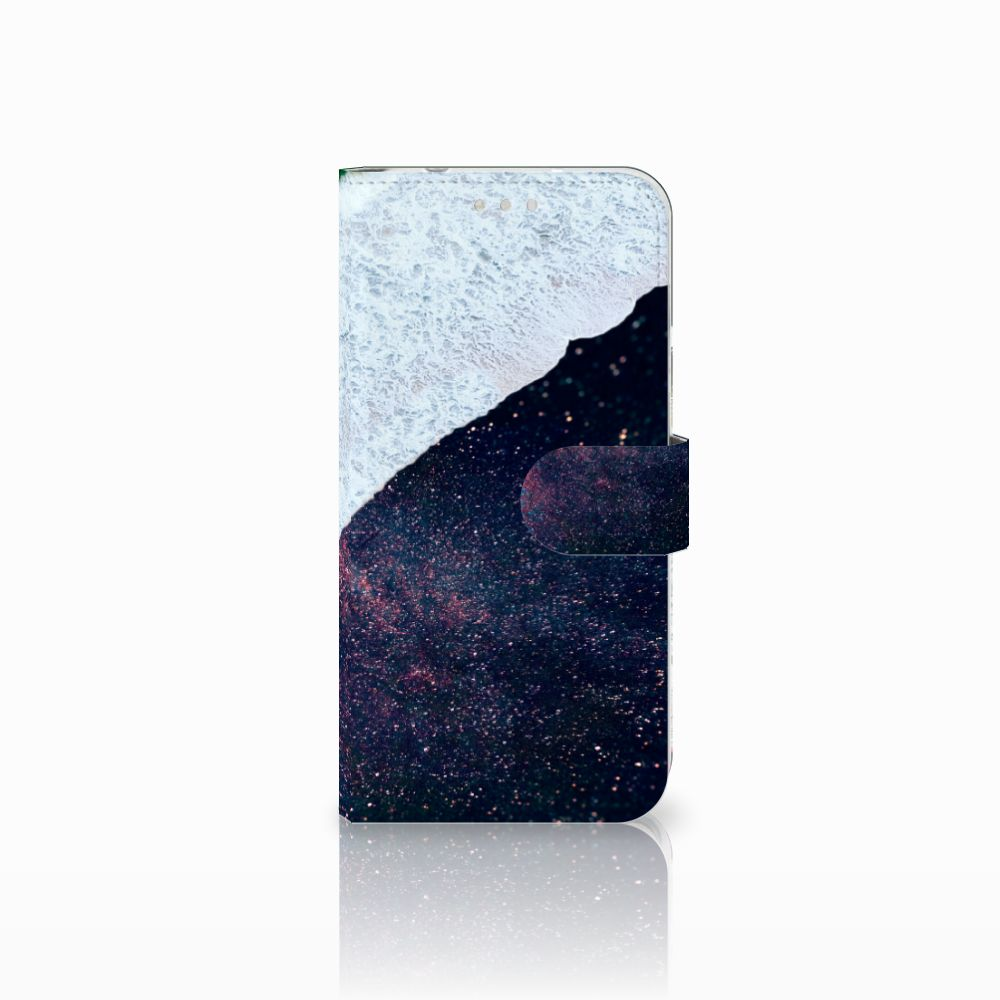 Huawei P20 Pro Bookcase Sea in Space