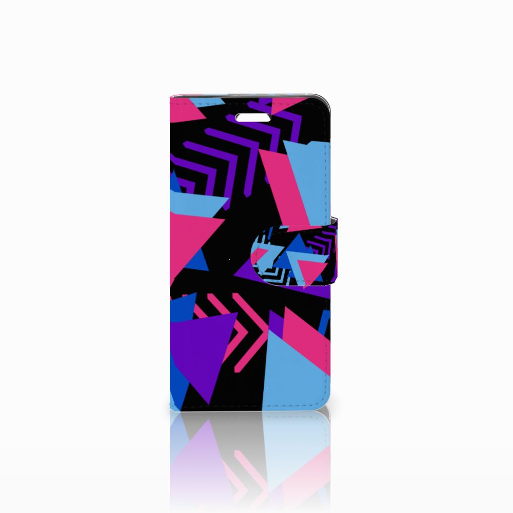 Acer Liquid Z330 Boekhoesje Design Funky Triangle
