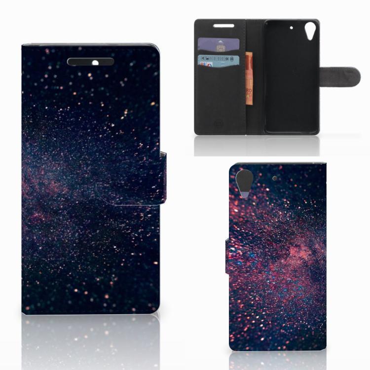 HTC Desire 628 Bookcase Stars