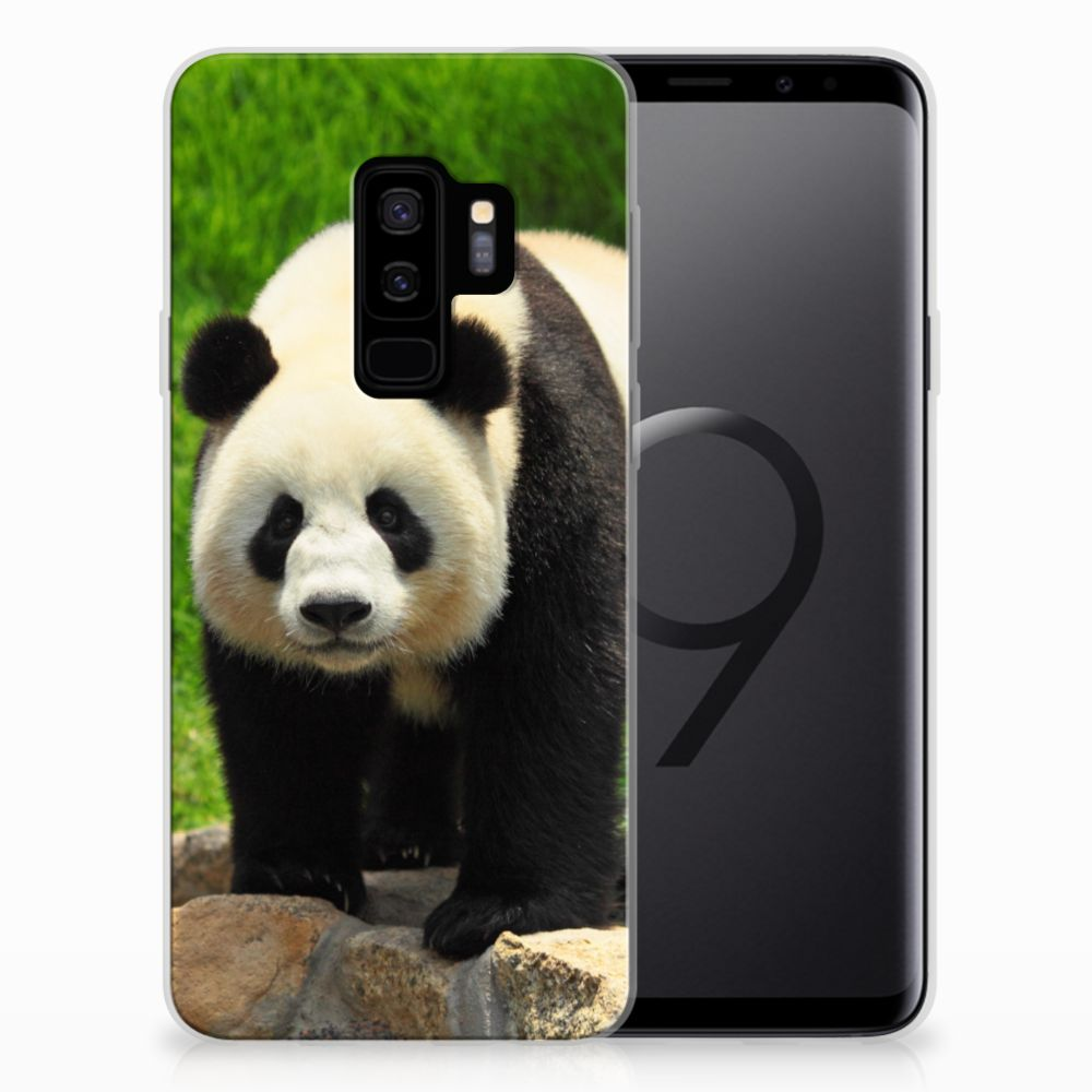 Samsung Galaxy S9 Plus TPU Hoesje Panda