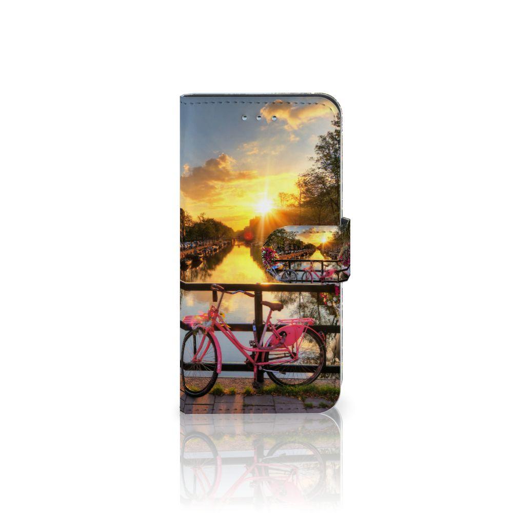 Samsung Galaxy S6 | S6 Duos Uniek Boekhoesje Amsterdamse Grachten