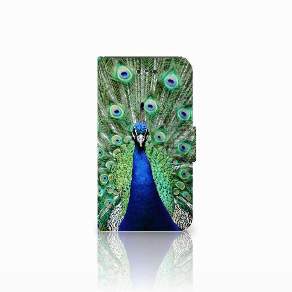 Nokia 1 Boekhoesje Design Pauw
