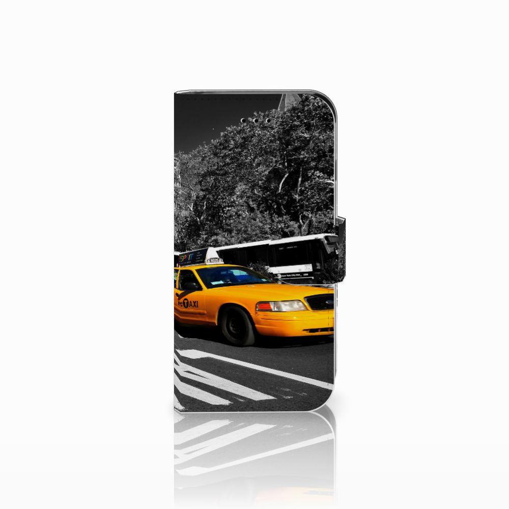 Apple iPhone 6 | 6s Boekhoesje Design New York Taxi