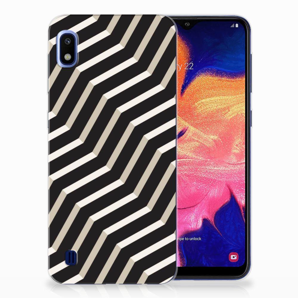 Samsung Galaxy A10 TPU Hoesje Illusion
