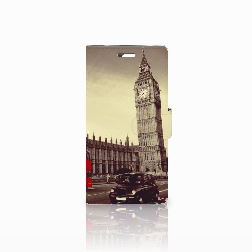 LG K10 2015 Boekhoesje Design Londen