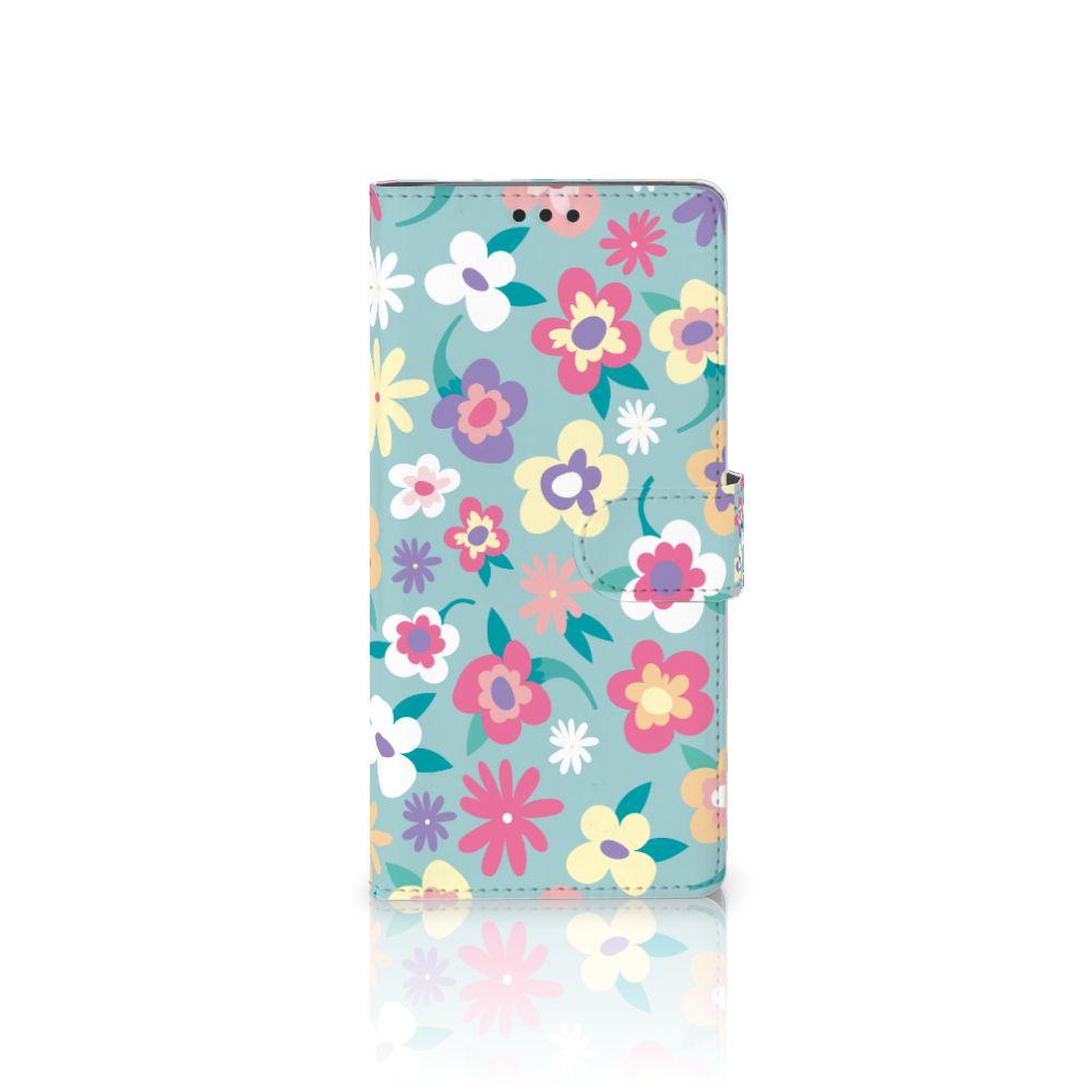 Sony Xperia XA Ultra Boekhoesje Design Flower Power