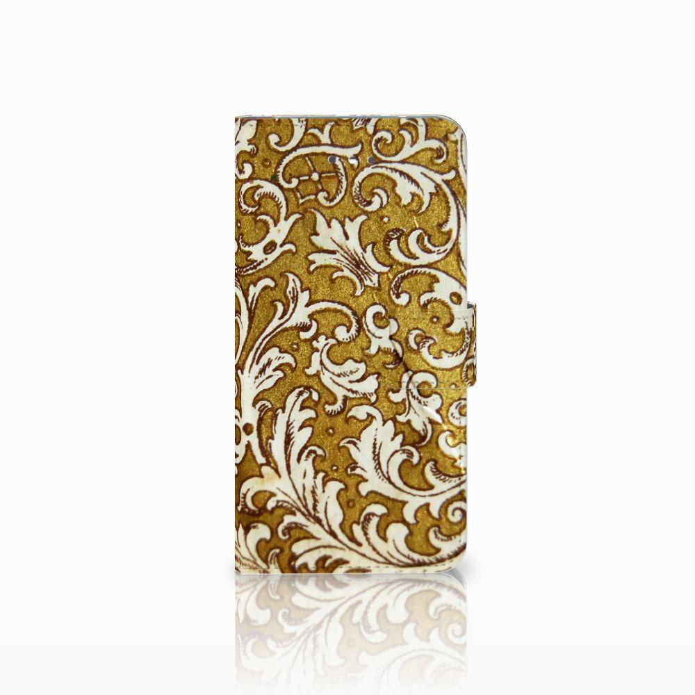 LG Nexus 5X Boekhoesje Design Barok Goud