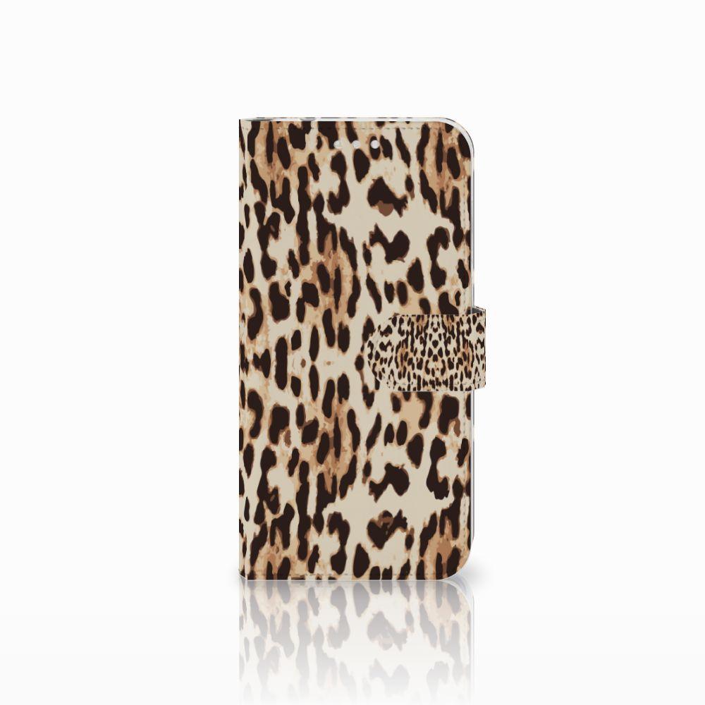 Huawei P20 Pro Uniek Boekhoesje Leopard