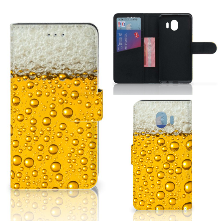 Samsung Galaxy J4 2018 Book Cover Bier