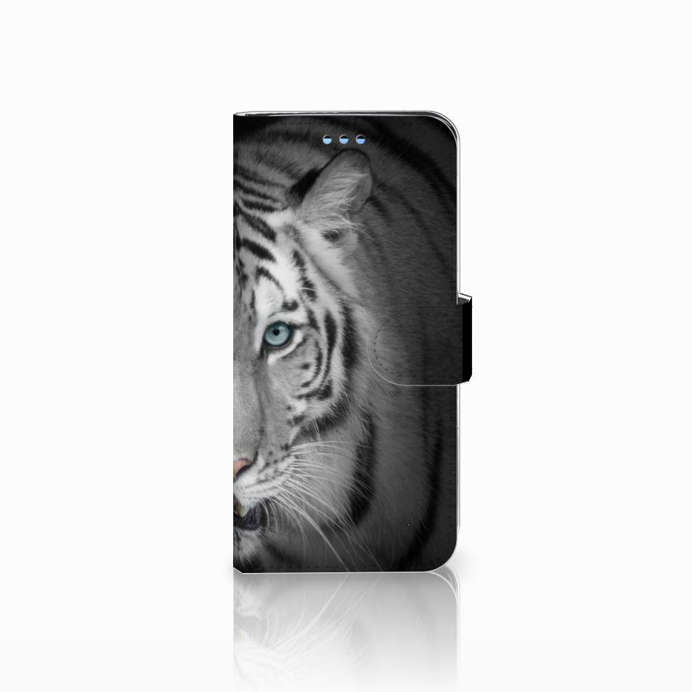 Samsung Galaxy S9 Uniek Boekhoesje Tijger