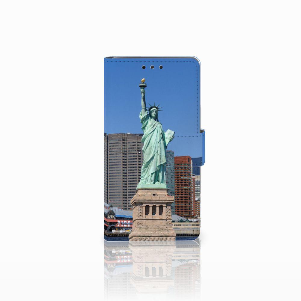 LG Bello 2 Flip Cover Vrijheidsbeeld