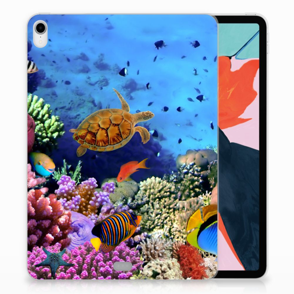 Apple iPad Pro 11 inch (2018) TPU Hoesje Design Vissen