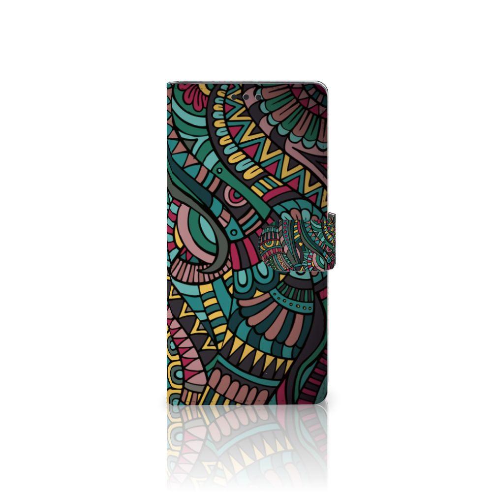 Sony Xperia XA Ultra Boekhoesje Design Aztec