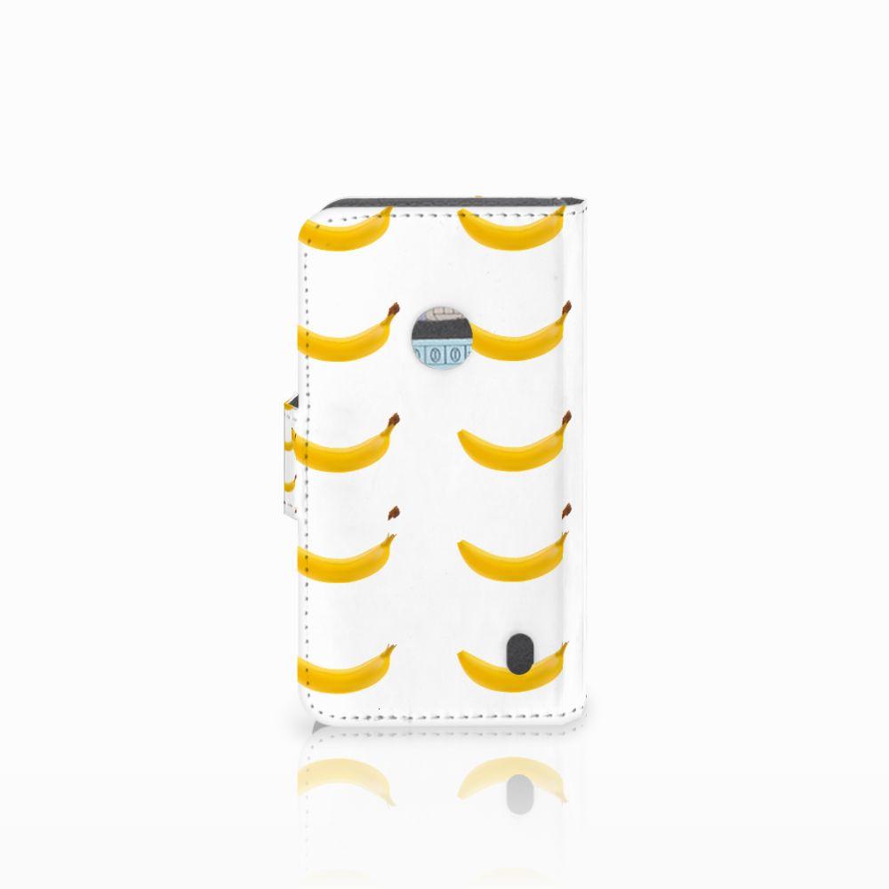 Nokia Lumia 520 Book Cover Banana