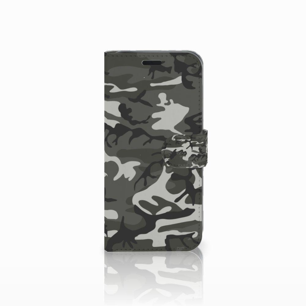 Acer Liquid Z630 | Z630s Uniek Boekhoesje Army Light