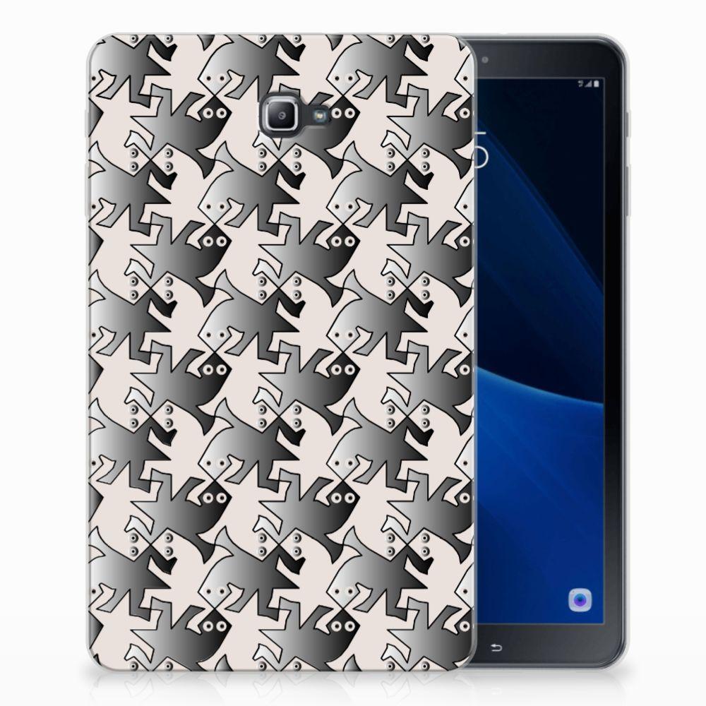 Samsung Galaxy Tab A 10.1 Back Case Salamander Grey