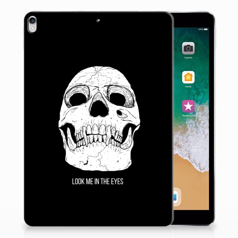 Tablet BackCover Apple iPad Pro 10.5 Skull Eyes