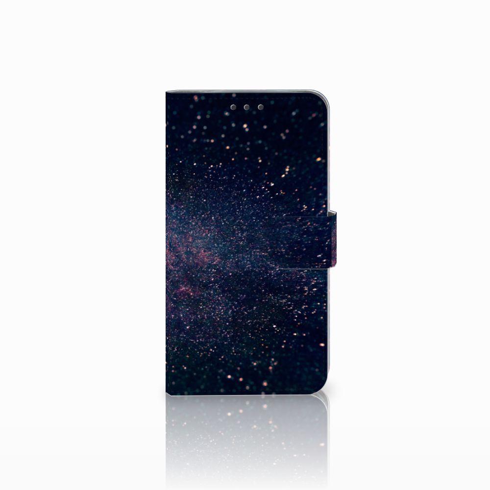 Motorola Moto E4 Plus Bookcase Stars