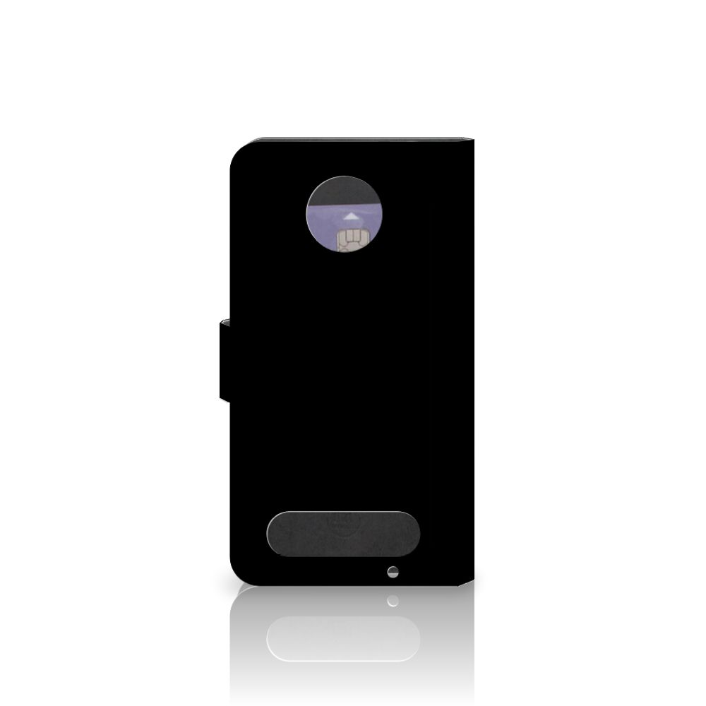 Motorola Moto Z2 Force Book Cover Whiskey