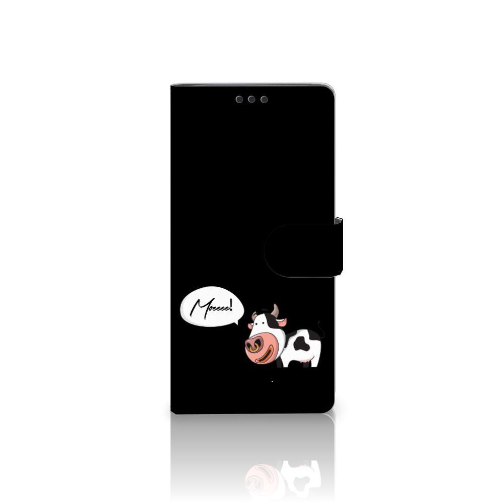 Sony Xperia XA Ultra Boekhoesje Design Cow