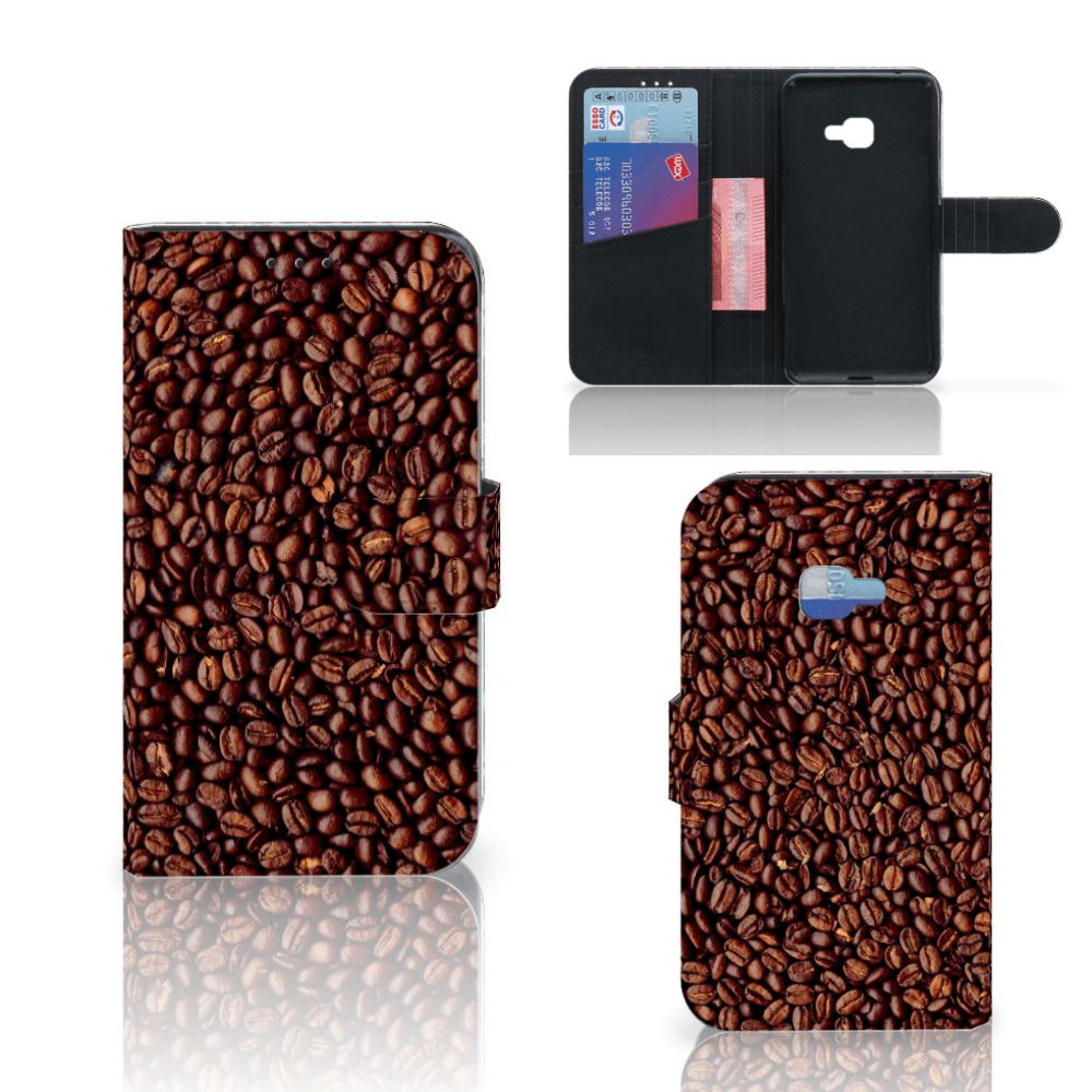 Samsung Galaxy Xcover 4 | Xcover 4s Book Cover Koffiebonen