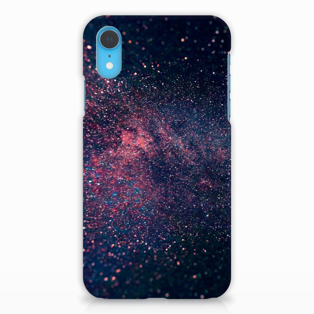 Apple iPhone XR Rubber Case Stars