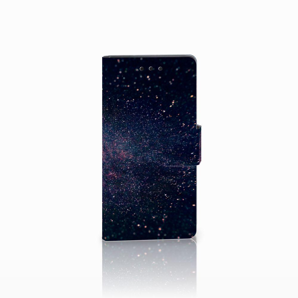 Sony Xperia Z5 Compact Boekhoesje Design Stars