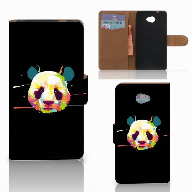 HTC Desire 601 Leuke Hoesje Panda Color