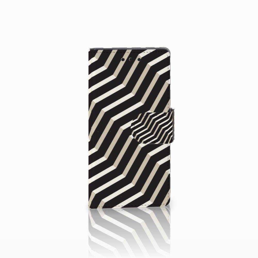 Sony Xperia Z5 Compact Boekhoesje Design Illusion
