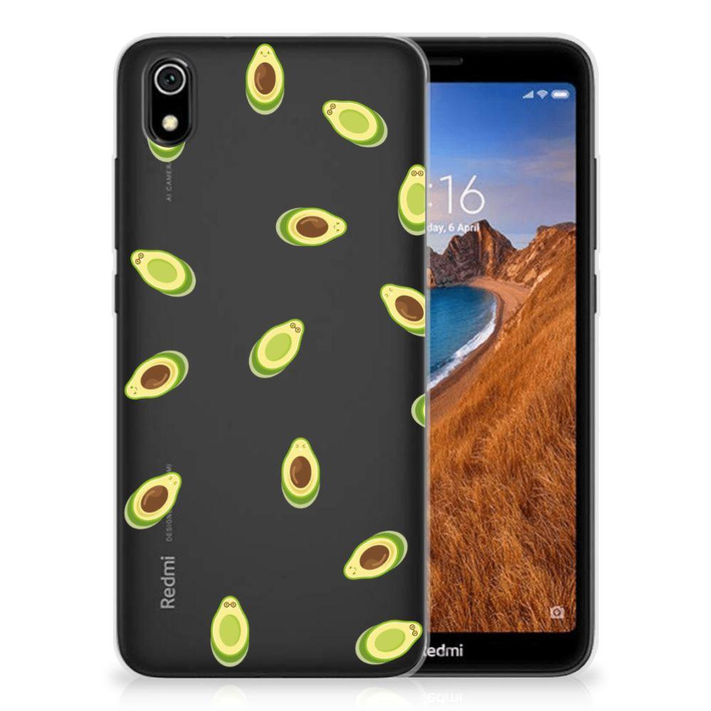 Xiaomi Redmi 7A Siliconen Case Avocado