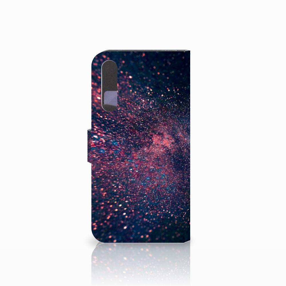 Huawei P20 Pro Bookcase Stars