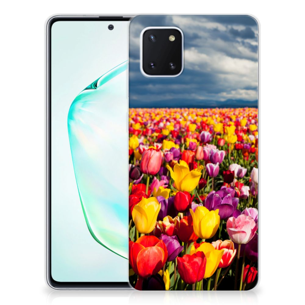 Samsung Galaxy Note 10 Lite TPU Case Tulpen