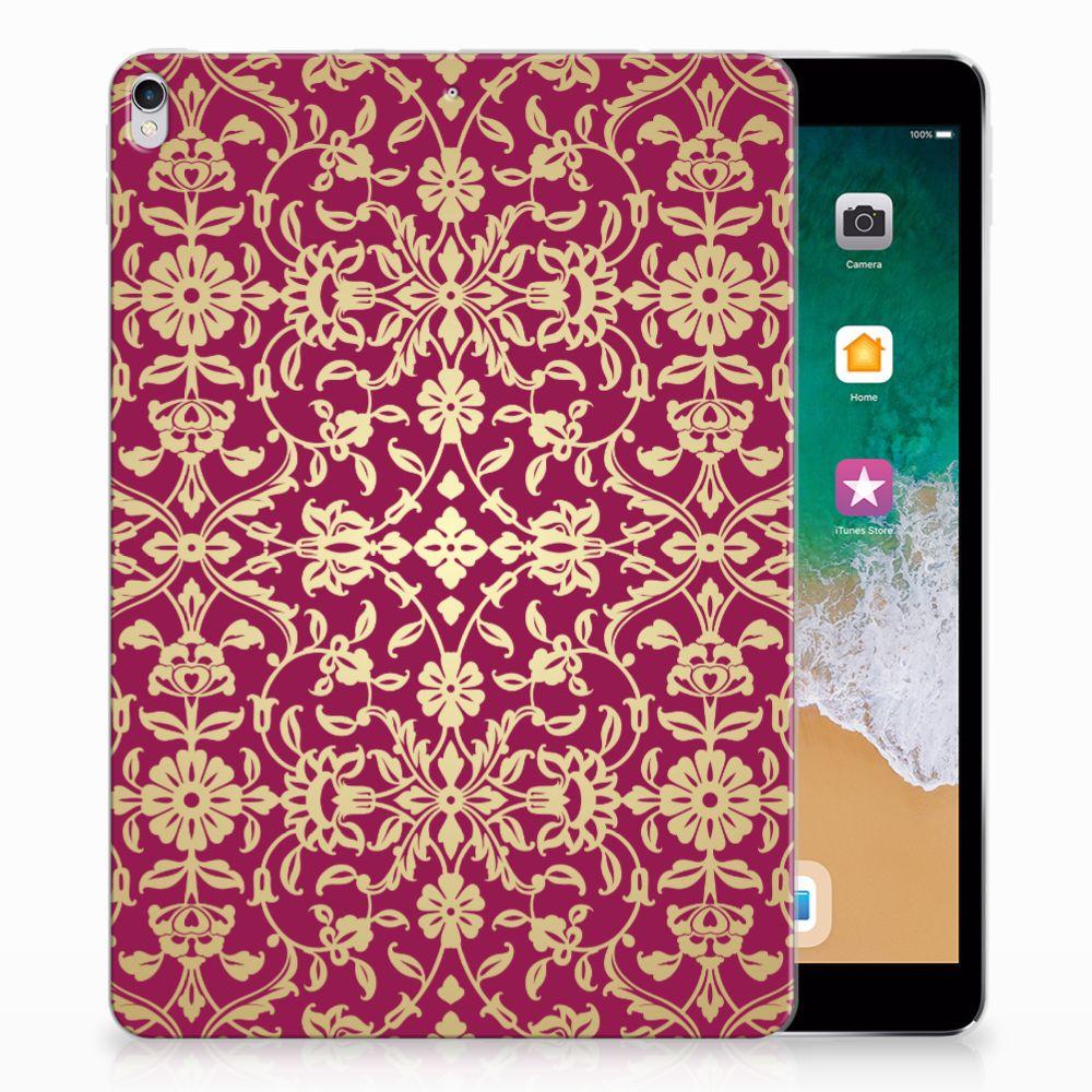TPU Case Apple iPad Pro 10.5 Barok Pink