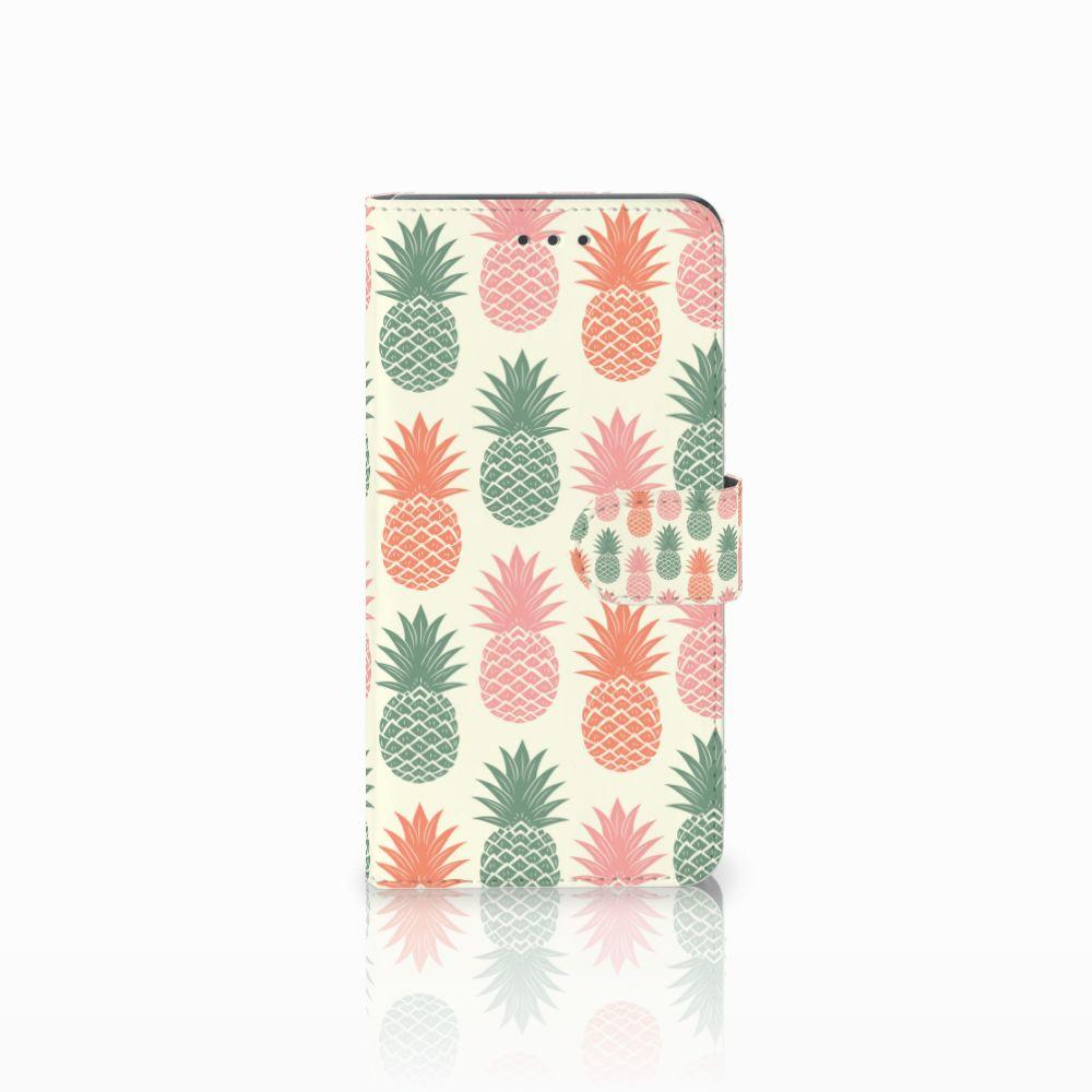 Huawei Mate 8 Boekhoesje Design Ananas