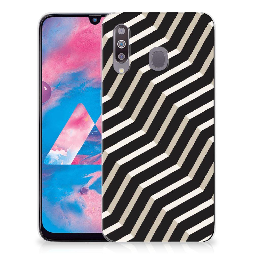 Samsung Galaxy M30 TPU Hoesje Illusion