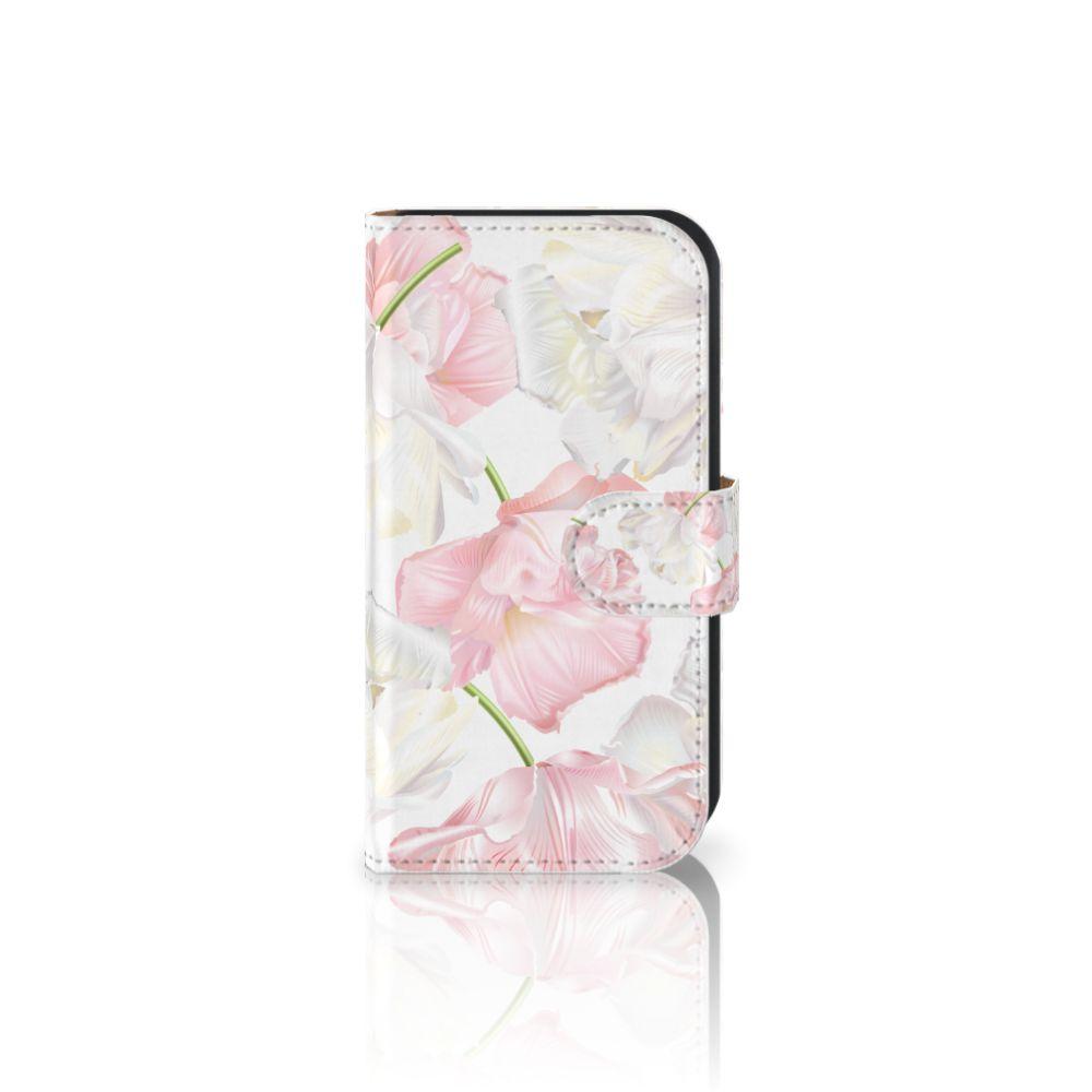 Samsung Galaxy Ace 4 4G (G357-FZ) Boekhoesje Design Lovely Flowers