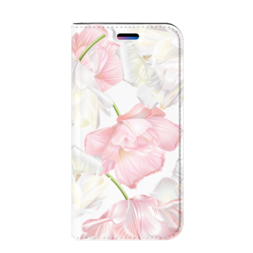 Apple iPhone X | Xs Standcase Hoesje Design Lovely Flowers